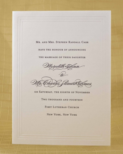 engraved wedding invitation r 161 3l e With how much are engraved wedding invitations