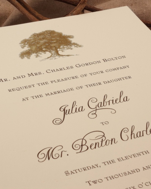 Champagne Wedding Invitations with amazing invitations layout