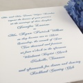 R 56-46F Letterpress on 100% Cotton White Card