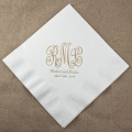 White Luncheon Napkins